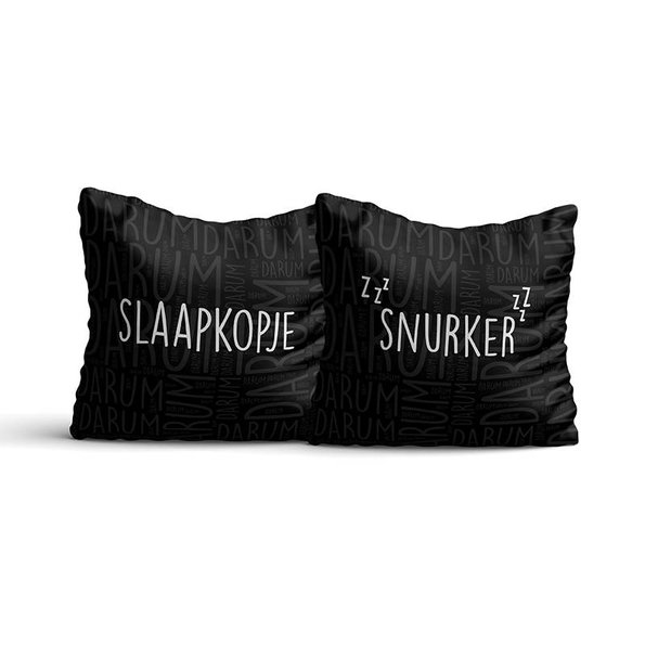 #DARUM! #DARUM! Slopen  - Snurker - Zwart