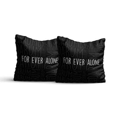 #DARUM! Slopen - For Ever Alone - Zwart