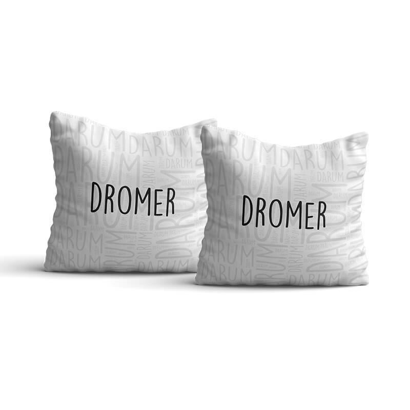 Afbeelding van #DARUM! Slopen Dromer Wit