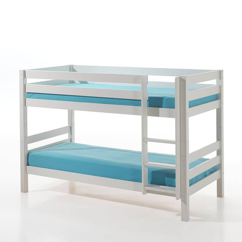 Vipack Pino - Stapelbed - 140 Kleur: Wit