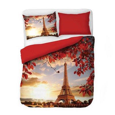 Eiffel Leaves