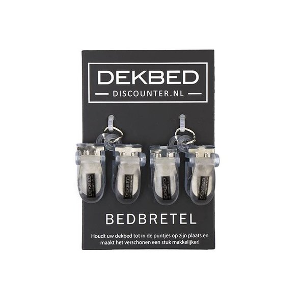 Dekbed-Discounter Bedbretels