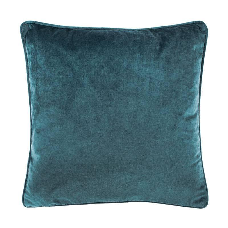 Tiseco Home Studio Sierkussen Velvet – Blauw kopen