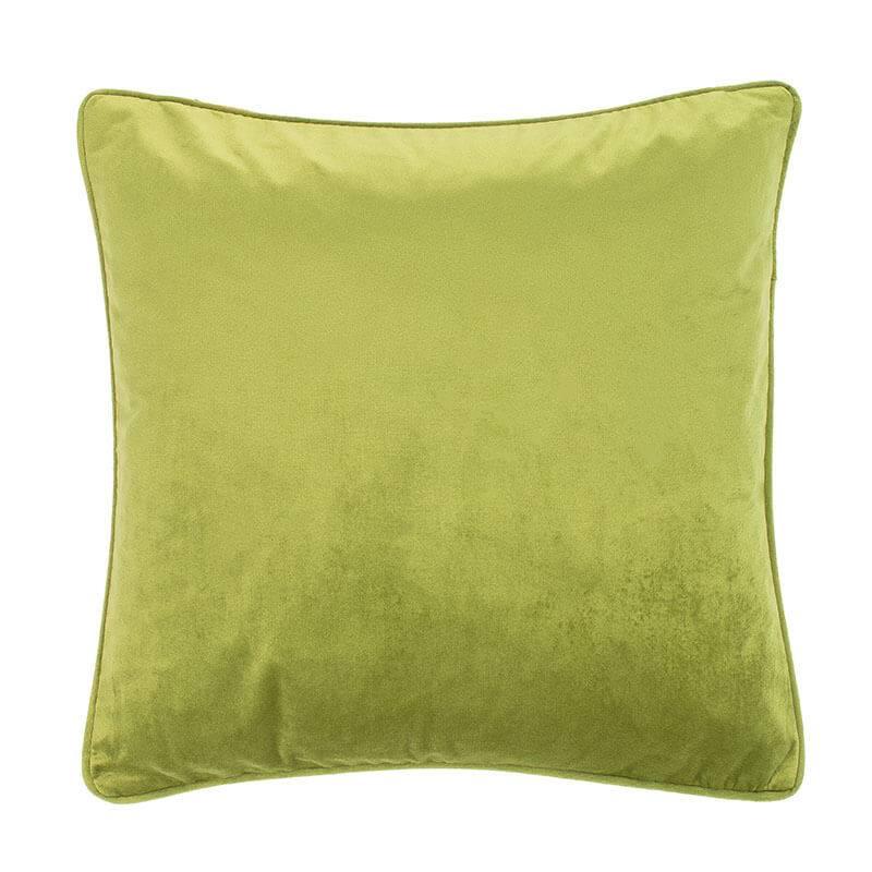Tiseco Home Studio Sierkussen Velvet – Groen