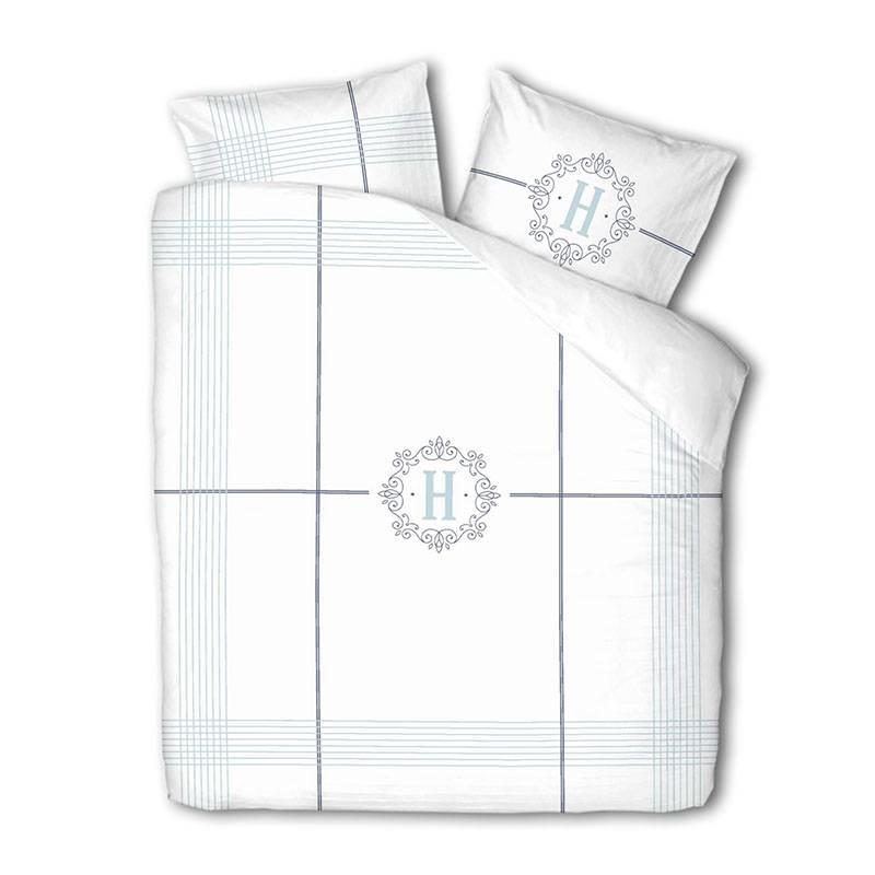 Presence Elegant Hotel Lits-jumeaux (240 x 200-220 cm + 2 kussenslopen) Dekbedovertrek