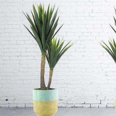 Kunstplant - Yucca