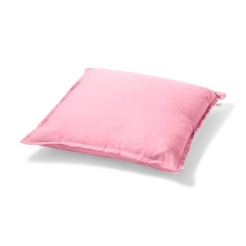 Sierkussen Linnen - Roze