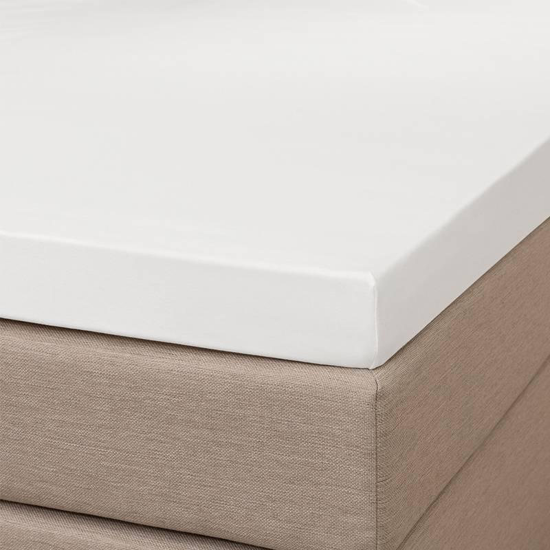 Signature Jersey Topper Hoeslaken - Signature - Wit 160 x 200/210