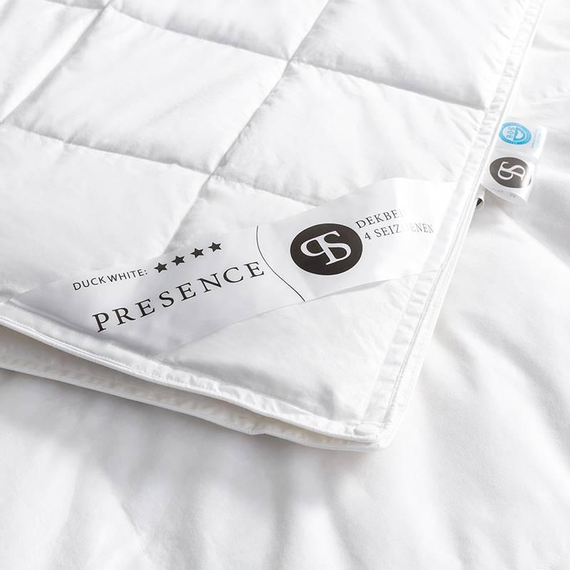 Presence Dekbed Dons White – 4 Seizoenen 240 x 200