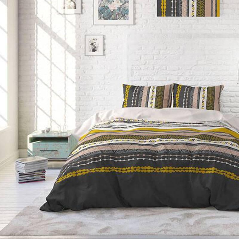 DreamHouse Bedding Southern Stripe Lits-jumeaux (240 x 220 cm + 2 kussenslopen)