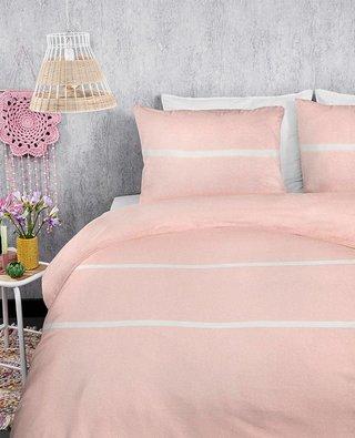 Bedwelming Roze dekbedovertrek kopen? | Dekbed-Discounter #PE89