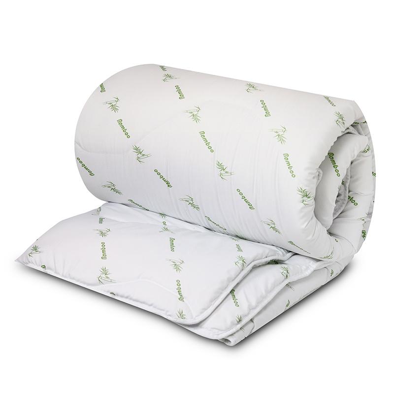 Dekbed - Bamboo Vezels - 140x200 CM CM - Dekbed Discounter - Anti-allergisch, Anti-huisstofmijt, Soe