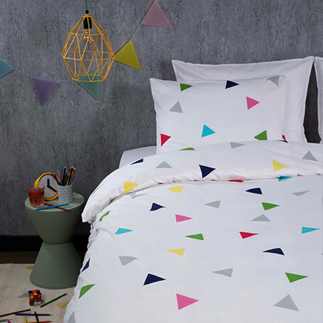Image of Fresh & Co Happy Confetti Dekbedovertrek