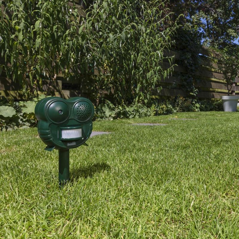Afbeelding van 909 Outdoor Honden-, Katten- en Muizen Verjager - Batterij
