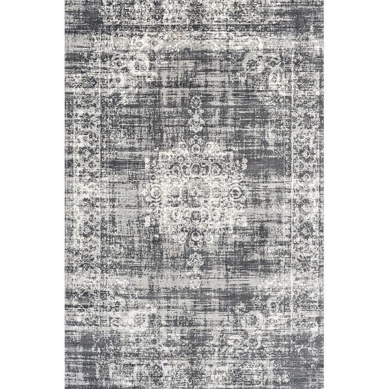 Lifa Living Vloerkleed - Vintage - Grijs 133 x 200 cm
