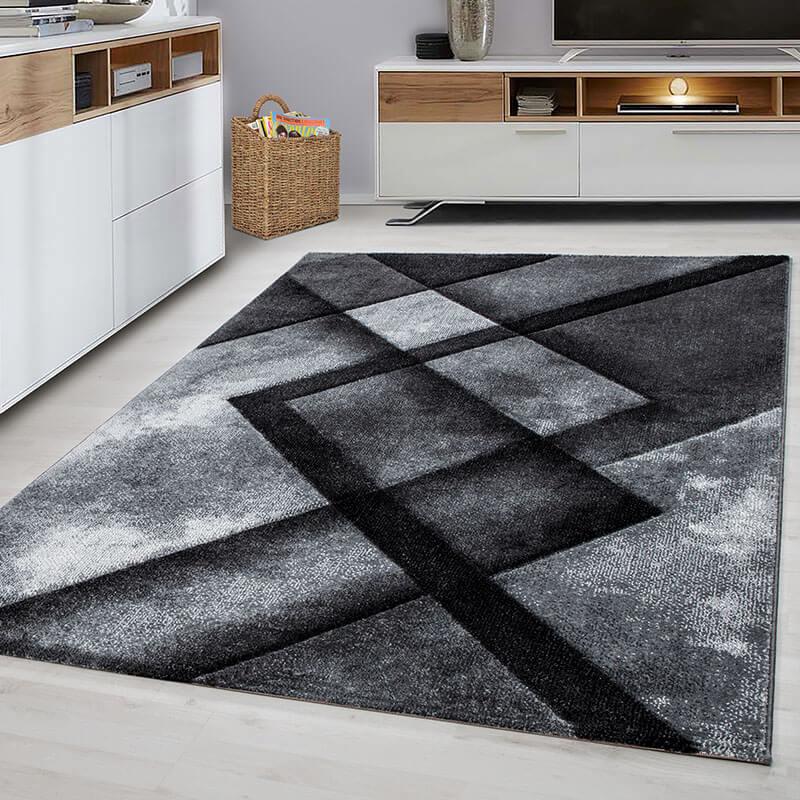 Hawaii Vloerkleed - Lanai - Zwart 200 x 290 cm