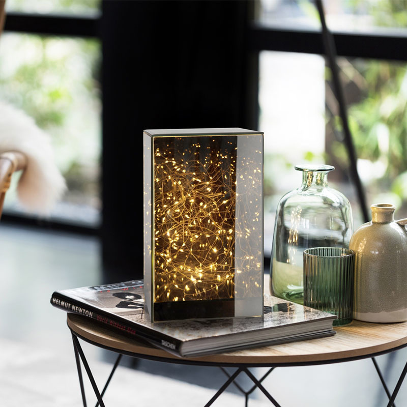 Lifa Living Sfeerlamp – Mirror Glas