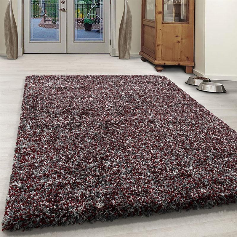 Enjoy Vloerkleed - Obe - Rechthoek - Rood 140 x 200 cm