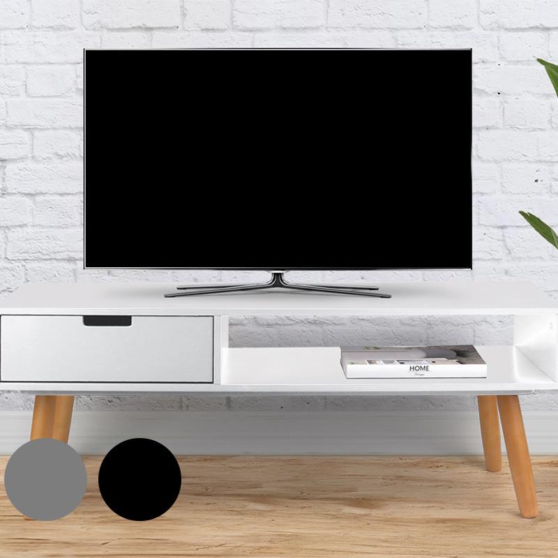 Lifa Living TV-Meubel Venetie Kleur: Zwart
