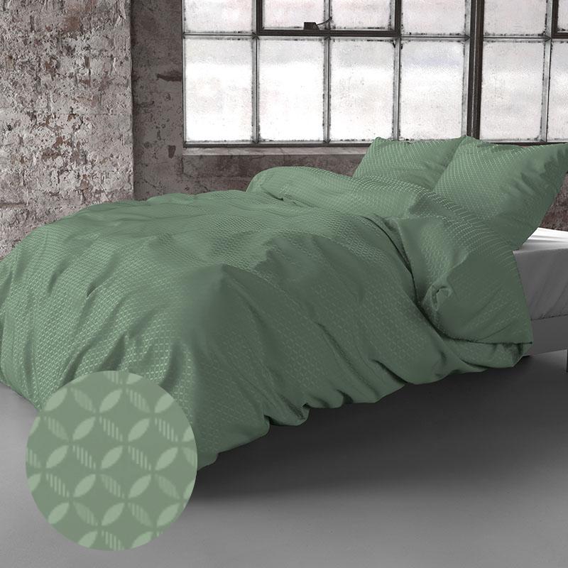 Zensation Phoenix - Groen 1-persoons (140 x 200/220 cm + 1 kussensloop)