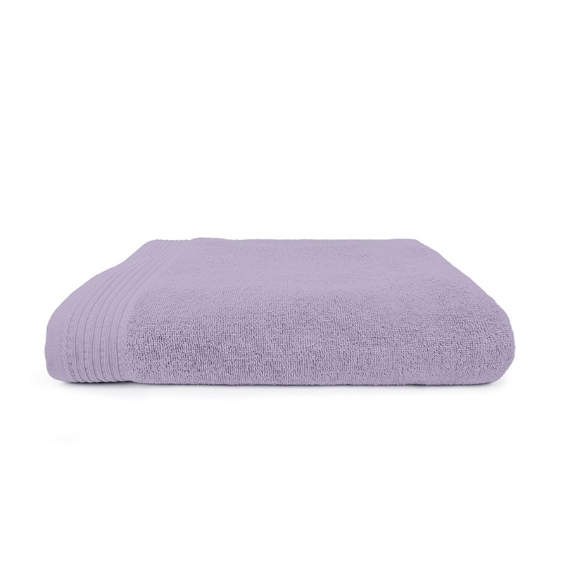 The One Towelling Strandlaken Basic - 100 x 180 cm - Lavendel