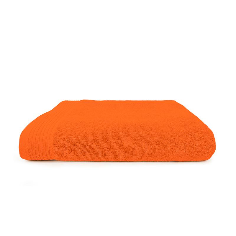 The One Towelling Strandlaken Basic - 100 x 180 cm - Oranje