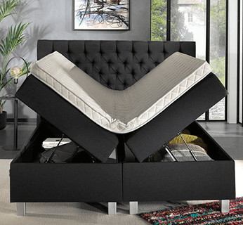 Luxe Opbergboxspring