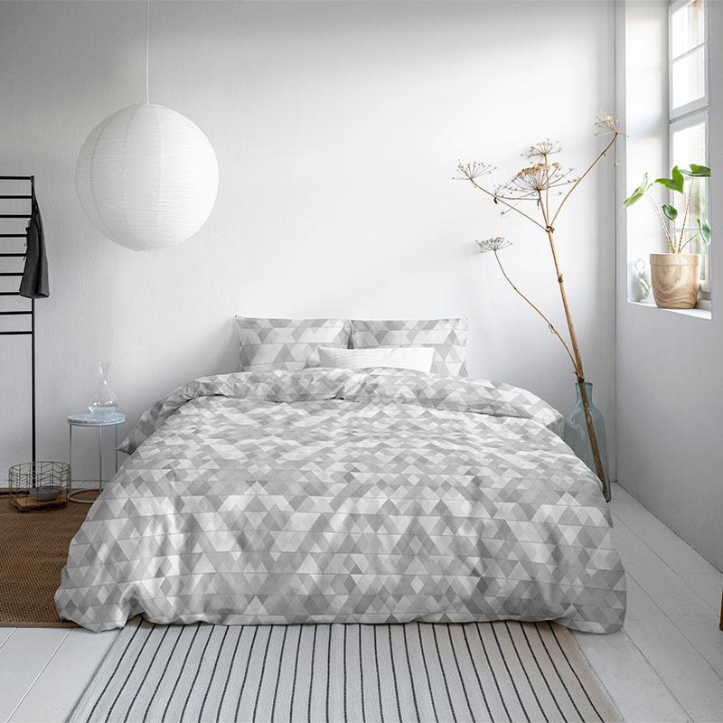 DreamHouse Bedding Primo Lits-jumeaux (240 x 200/220 cm + 2 kussenslopen) Dekbedovertrek