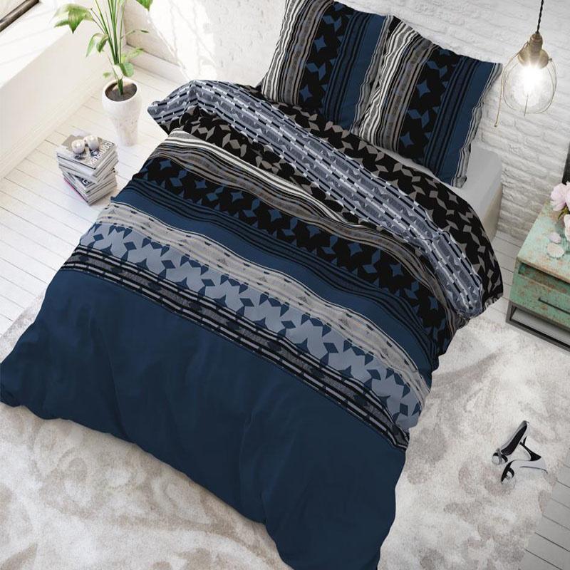 sleeptimeelegance Sleeptime Elegance Scanda 1-persoons (140 x 220 cm + 1 kussensloop) Dekbedovertrek