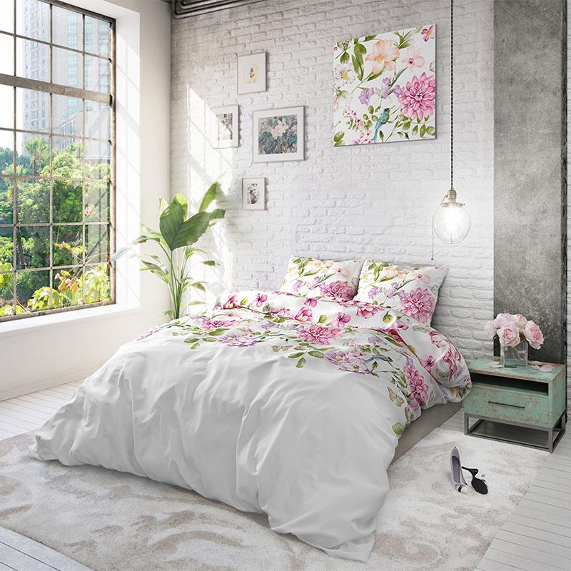 Sleeptime Elegance Julietta Lits-jumeaux (240 x 220 cm + 2 kussenslopen) Dekbedovertrek