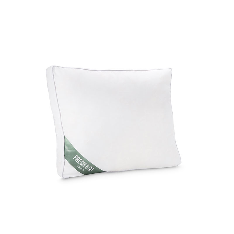 Microdons Boxkussen - Stevig Fresh & Co - Ga naar Dekbed-Discounter.nl & Profiteer Nu