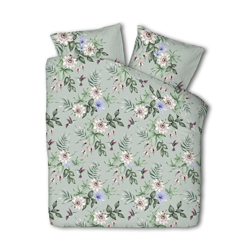 Luna Bedding Luna Romantic Flowers Lits-jumeaux (240 x 220 cm + 2 kussenslopen) Dekbedovertrek