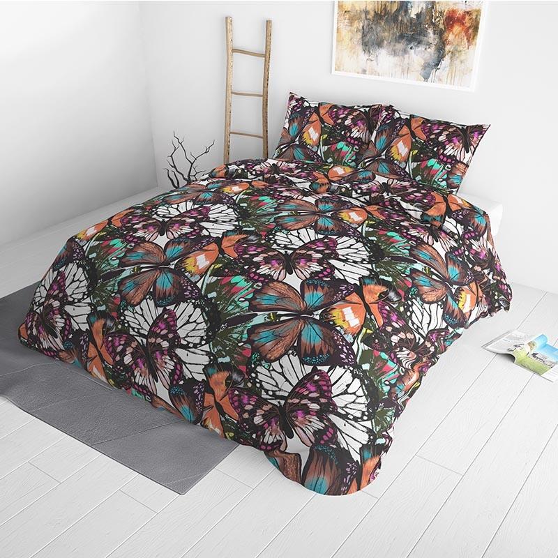 Sleeptime Elegance Russell Multi 240 x 220 Dekbedovertrek