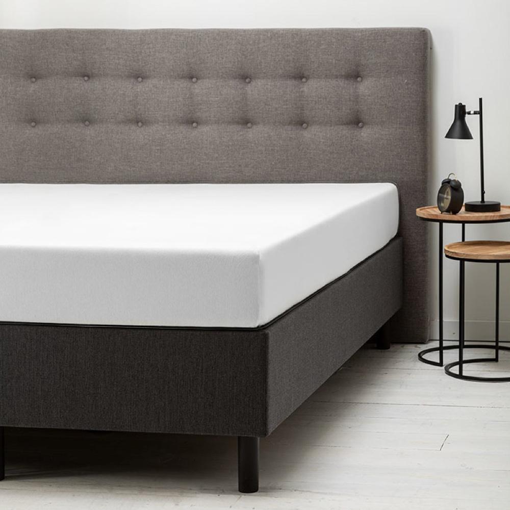 Fresh & Co 2-Pack Comfort Hoeslaken Jersey- Wit 100/120 x 200/210/220 cm