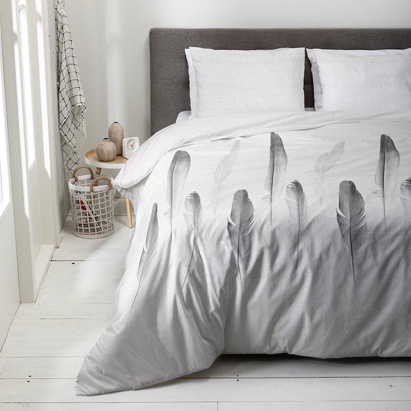 Luna Bedding Felicity Feather 2-persoons (200 x 220 cm + 2 kussenslopen) Dekbedovertrek
