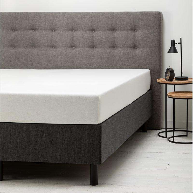 Fresh & Co Comfort Hoeslaken Jersey Kleur: Creme, 180 x 200 cm