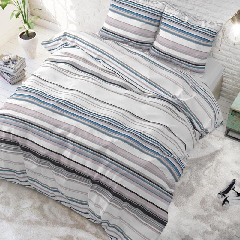 Sleeptime Elegance Benny Wit 2-persoons (200 x 200/220 cm + 2 kussenslopen)