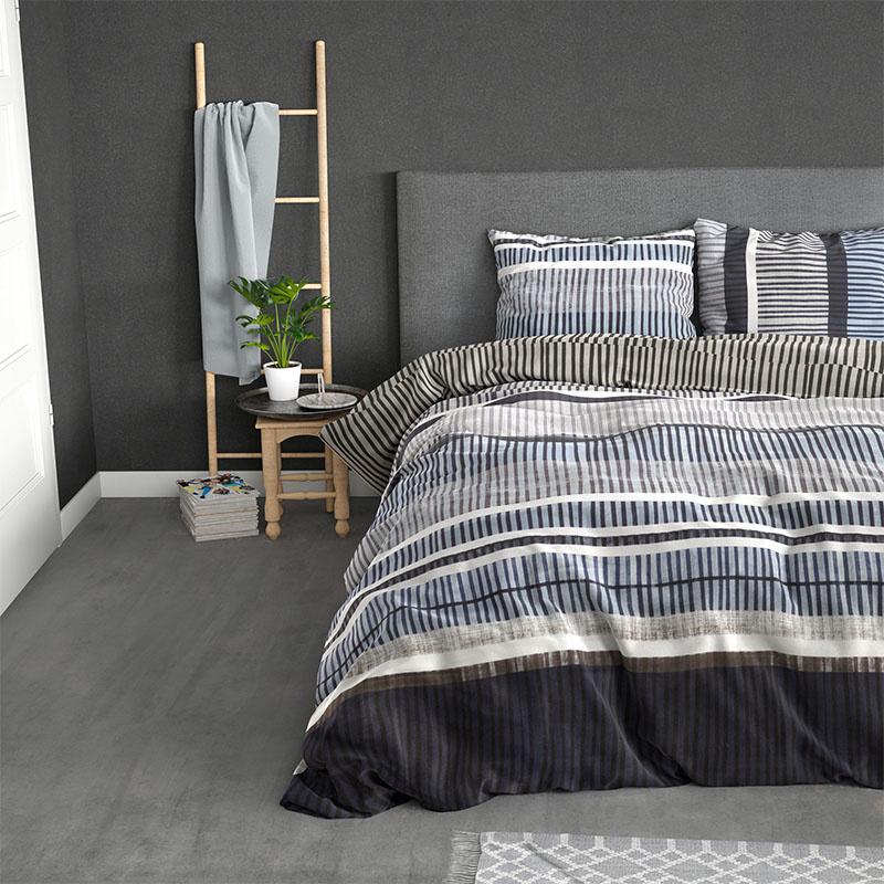 Sleeptime Elegance Harper - Multi Lits-jumeaux (240 x 220 cm + 2 kussenslopen) Dekbedovertrek