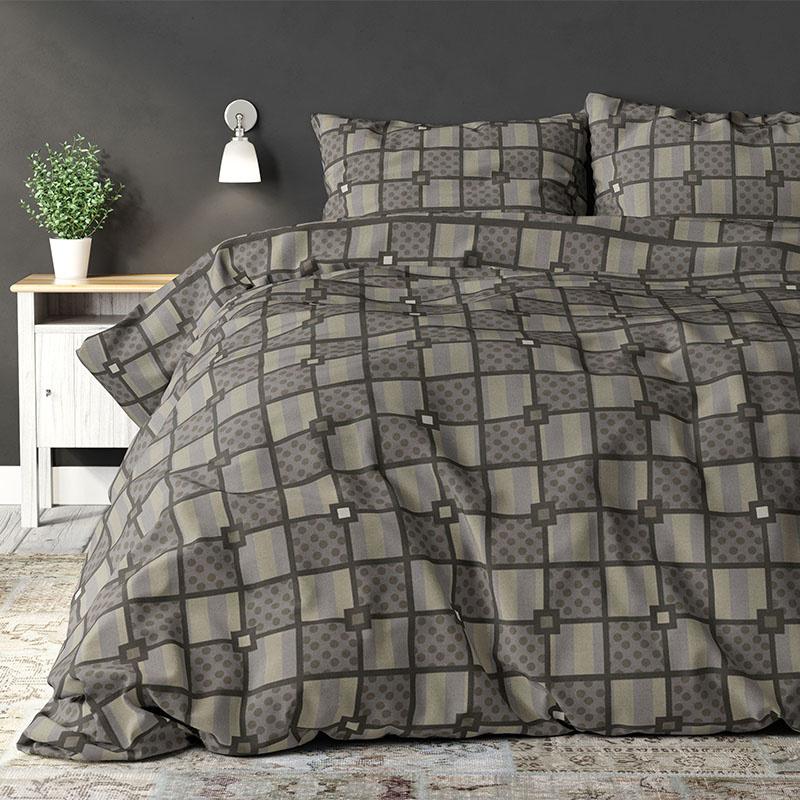 Sleeptime Elegance Marcelo 1-persoons (140 x 200/220 cm + 1 kussensloop)