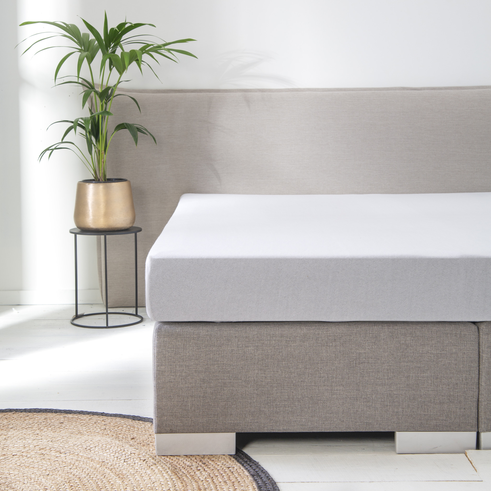 Luna Bedding 2-Pack Molton Luna 180x200 cm
