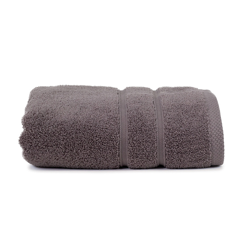 The One Towelling Handdoek Zero Twist - 60 x 110 cm Kleur: Creme