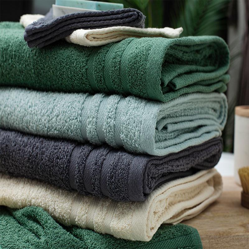 Fresh & Co 2-PACK: Handdoeken 50 x 100 cm Kleur: Navy