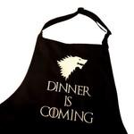 La Vie Divine Keukenschort Dinner is coming