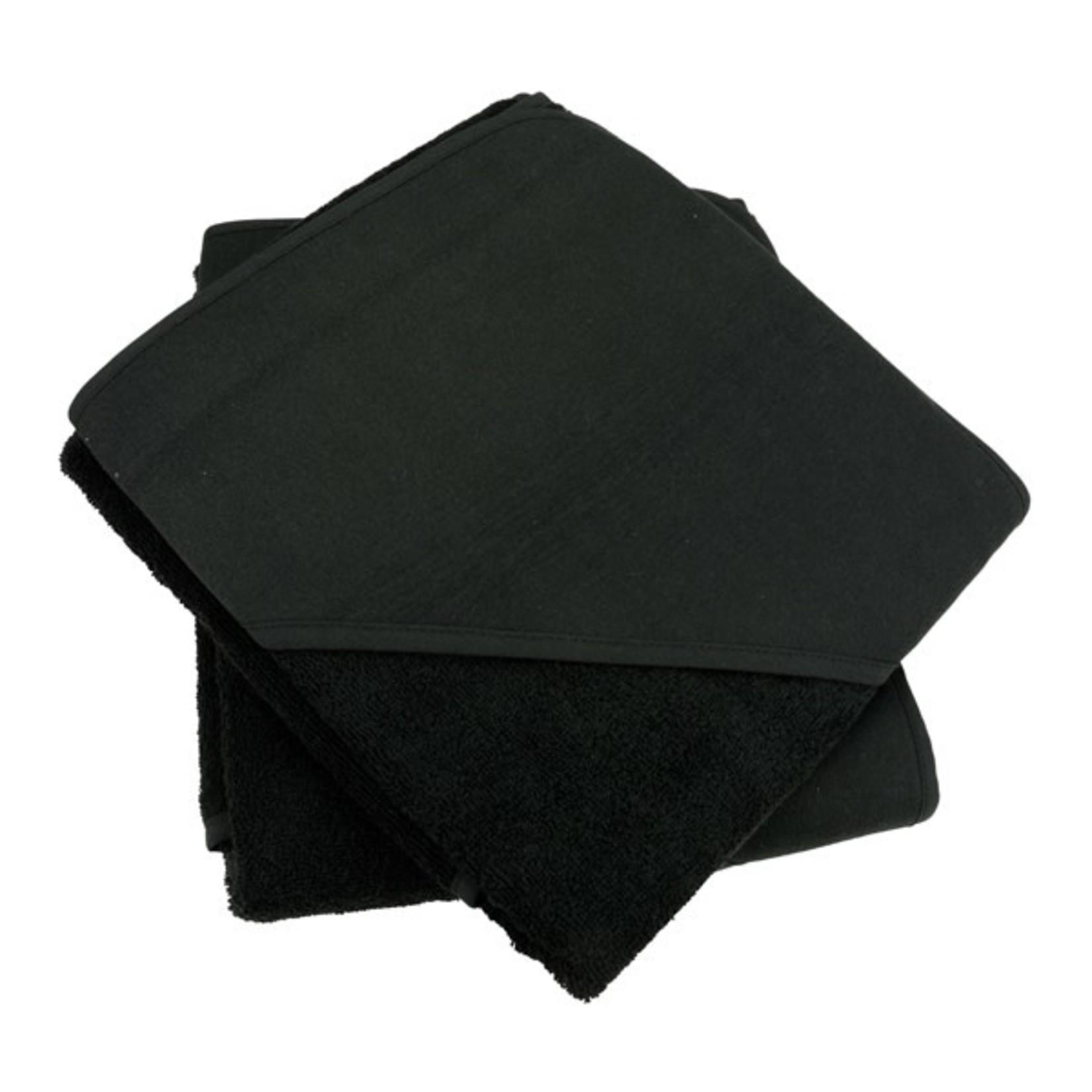 grote badcape Print & borduurbare kap