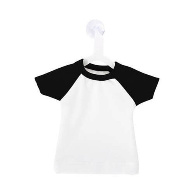 Mini t-shirt + kapstok (sublimatie)