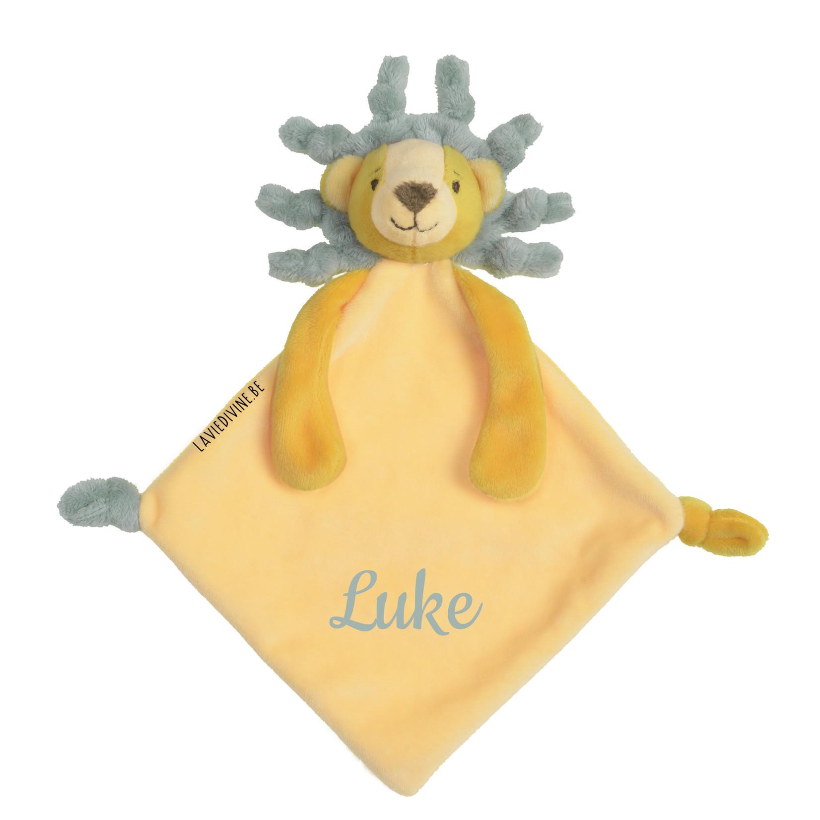 Happy Horse knuffeldoekje leeuw Luke