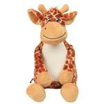 Mumbles mumbles zippie giraf