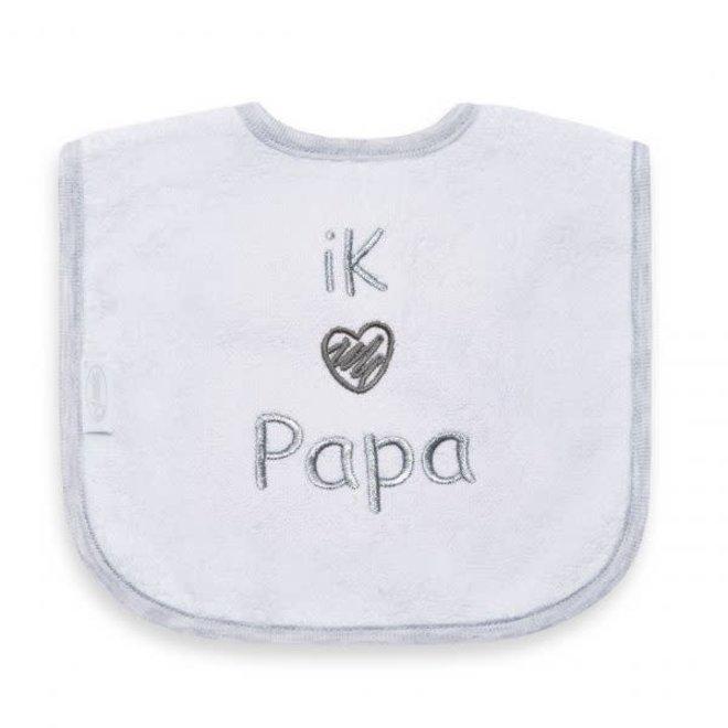 slabbetje I love Papa