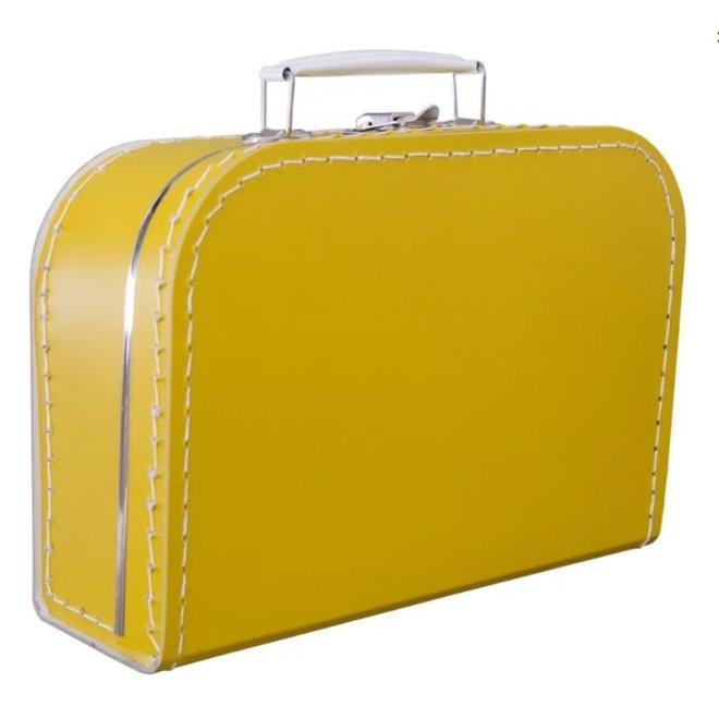 Kinderkoffertje 25cm Oker