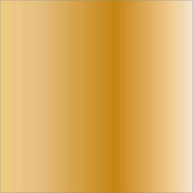 vinyl Ritrama M300 30cm hoog - per meter goud 371